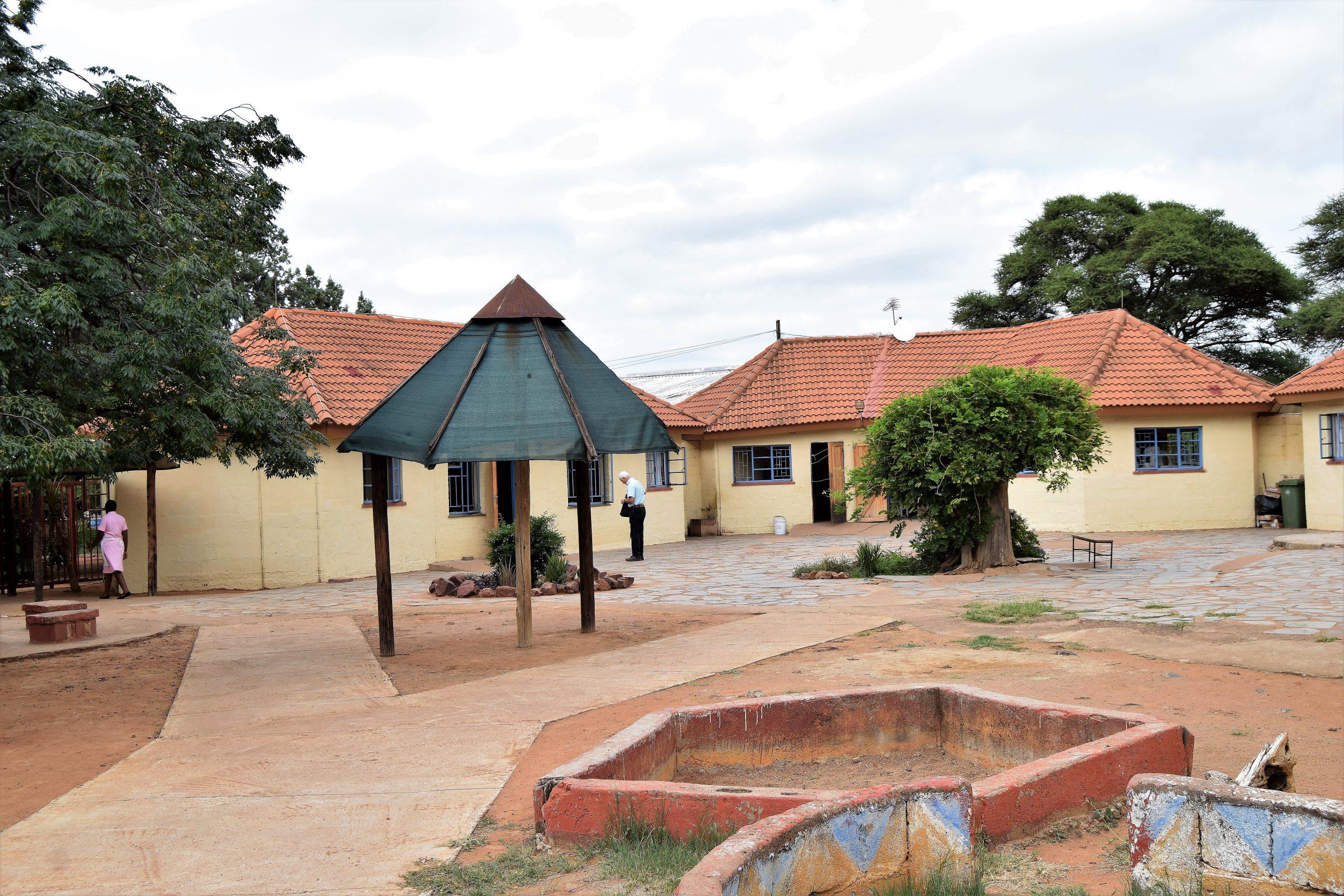Kagiso Hostel at Rankoromane School